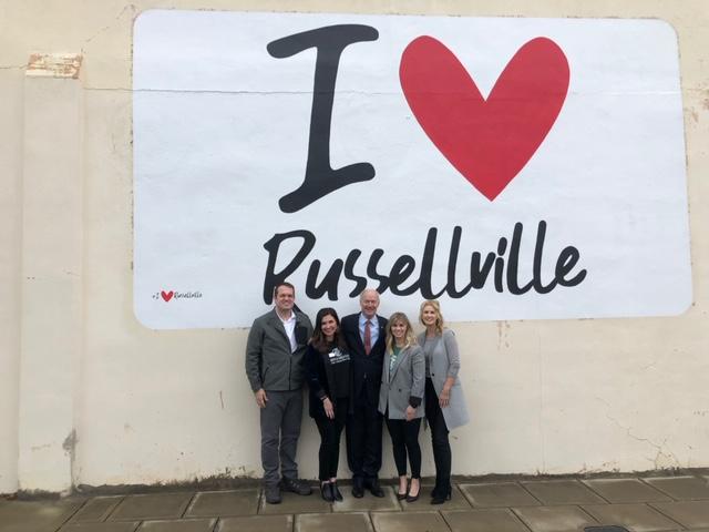 I love Russellville